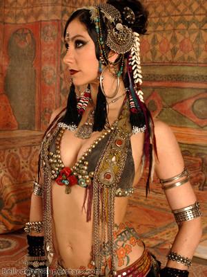 Tribal Fusion Belly Dance - Rachel Brice