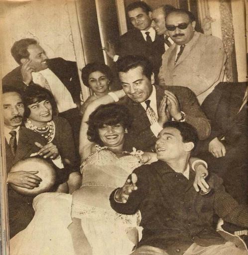 Nagwa Fouad, Abdel Halim Hafez, Farid El Atrash