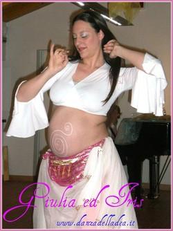 Giulia Miona - Danza del Ventre in Gravidanza