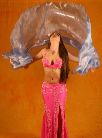 La Maestra di Danza del Ventre Maryem Bent Anis