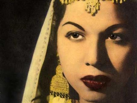 Samia Gamal, la danzatrice dai piedi scalzi