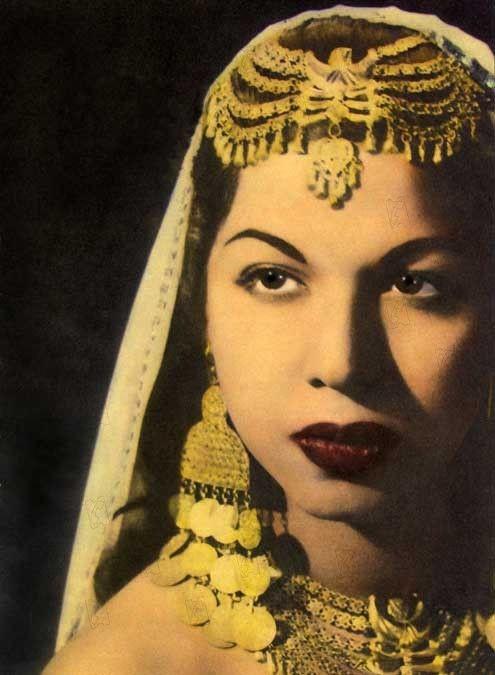 Samia Gamal - La Dea Egiziana della Danza del Ventre