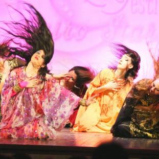 Danza dei Capelli - Khaliji
