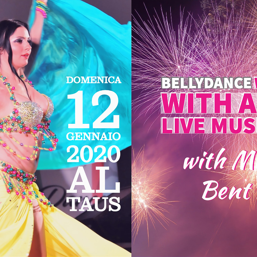 Bellydance Workshop with Live Arabic Live Music Band