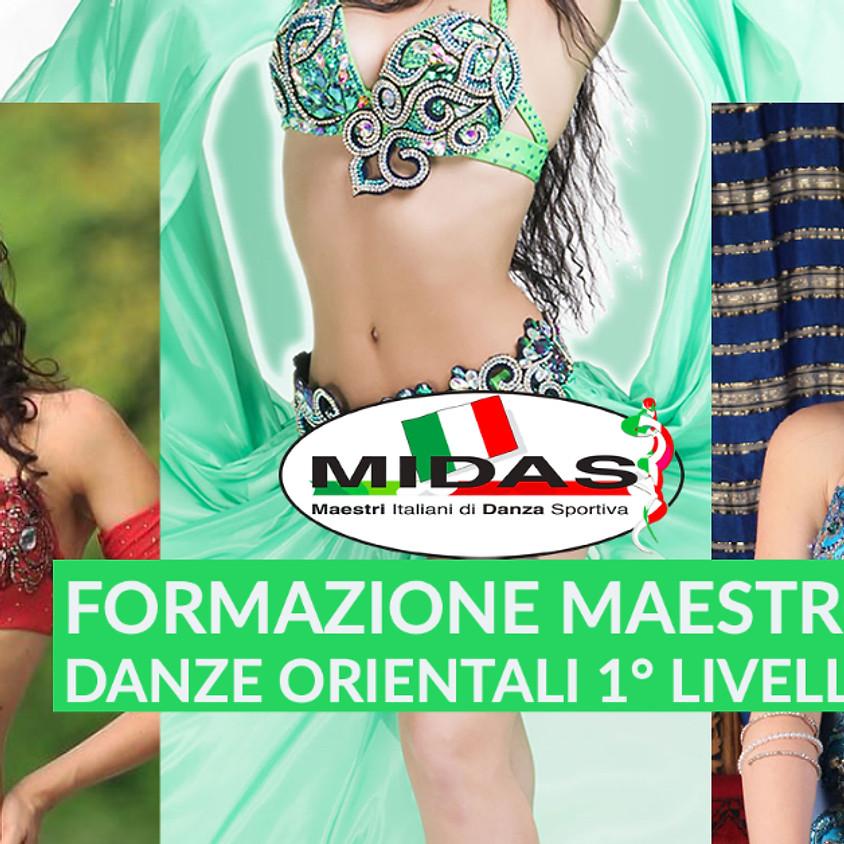 Corso di Formazione Maestro Danze Orientali 1° Livello MIDAS (1)