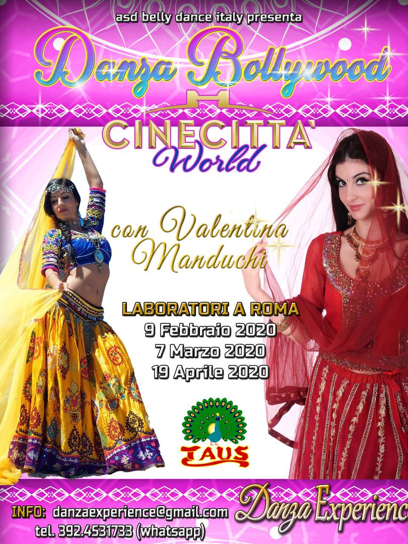 Danza Bollywood con Valentina Manduchi