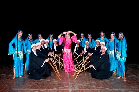 Danza del Bastone, Saidi, Assaya, Tahtib