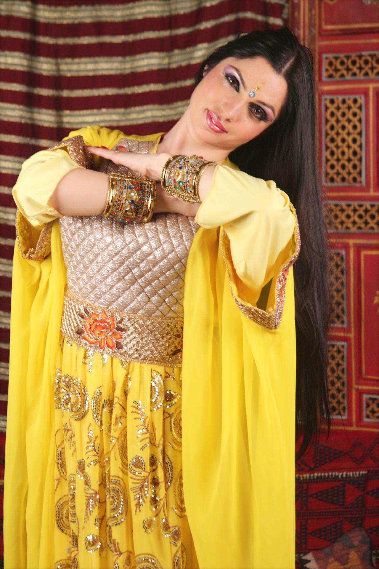 Maryem's Arabic Style