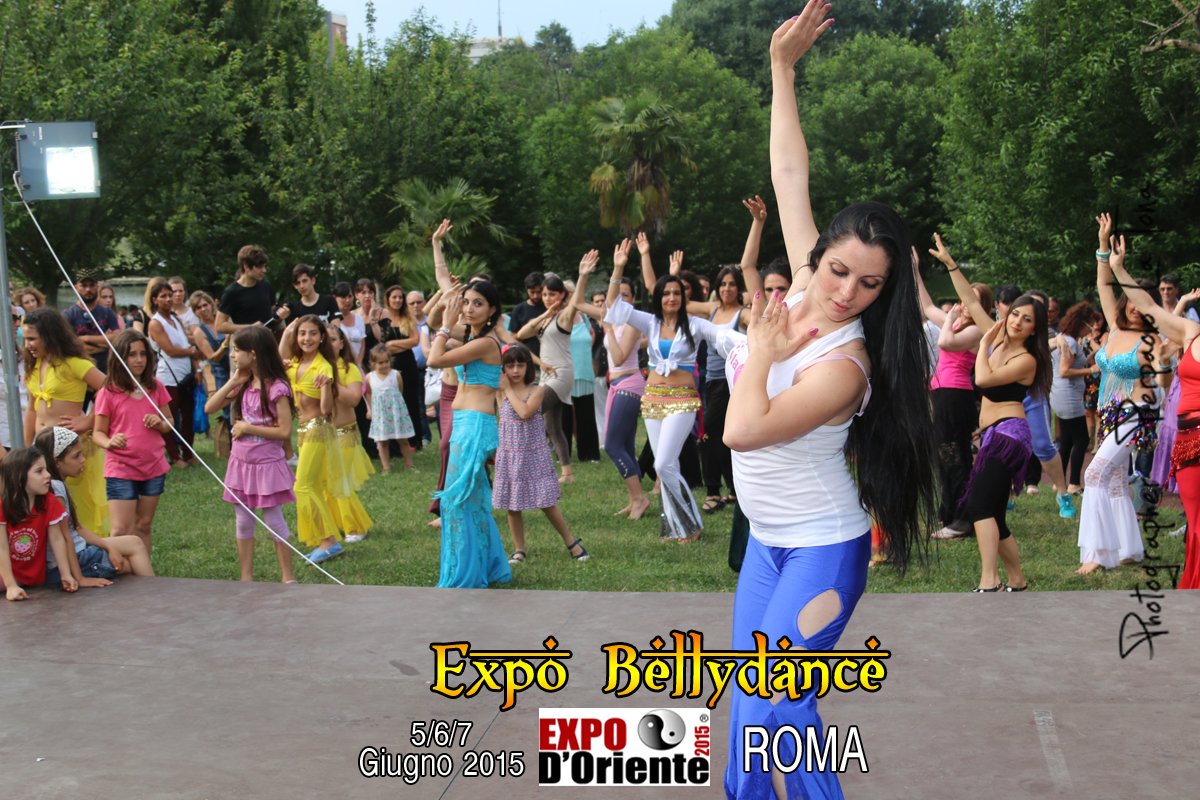 Workshop Expo Belly Dance