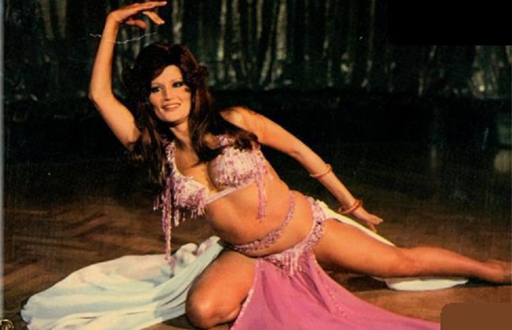 Nagwa Fouad, Belly Dance