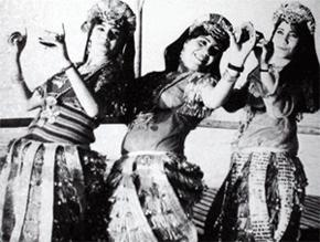 Danza Ghawazee, danza gipsy egiziana - Banat Mazin