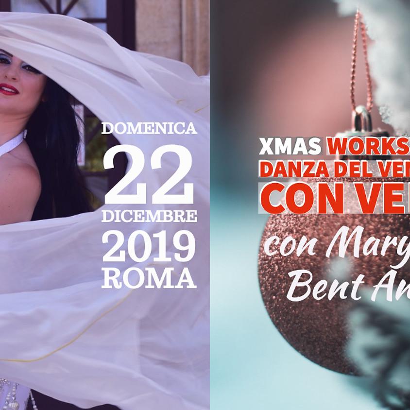Xmas workshop Danza del Ventre con il Velo