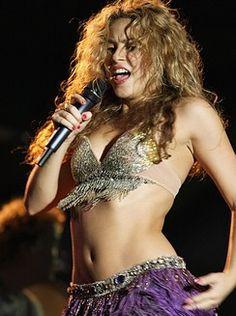 Shakira Belly Dance , Danza del Ventre
