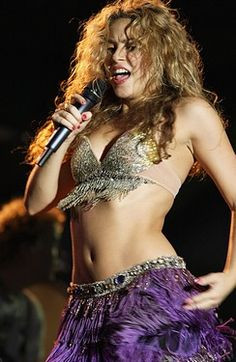 Shakira Belly Dance , Danza del Ventre