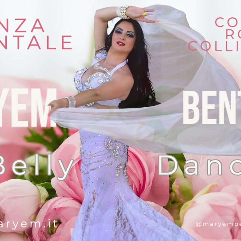 Lezione Gratuita Danza Orientale Roma Colli Albani Principianti