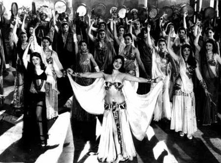 Danza Orientale Classica, Il Raks Sharki
