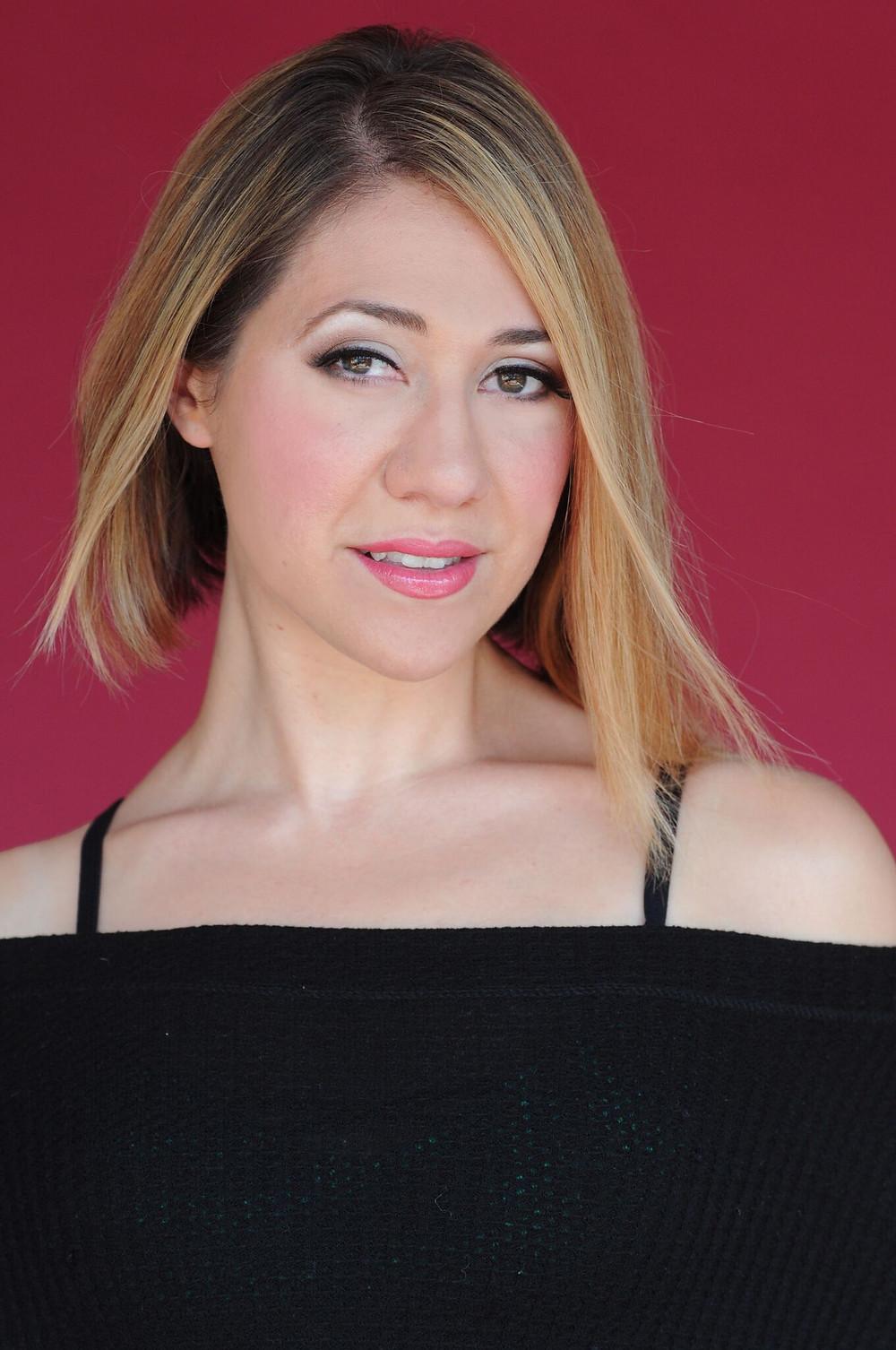 Heather Aued of Bellydance Evolution. Photo Credit: Guy Viau