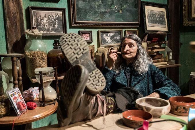 La Befana vien di notte - Paola Cortellesi . Blog di Maryem Bent Anis