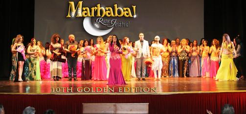 We are Marhaba Artists!