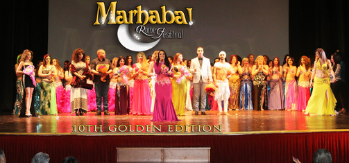 We are Marhaba Artists!