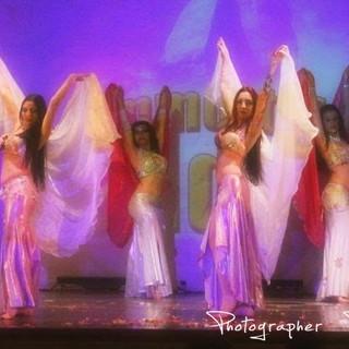 Danza del Ventre con i Veli