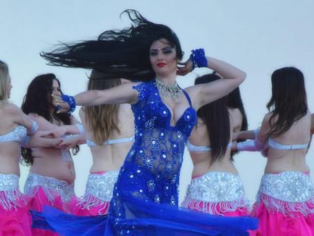 Danza Orientale sul Messaggero!
