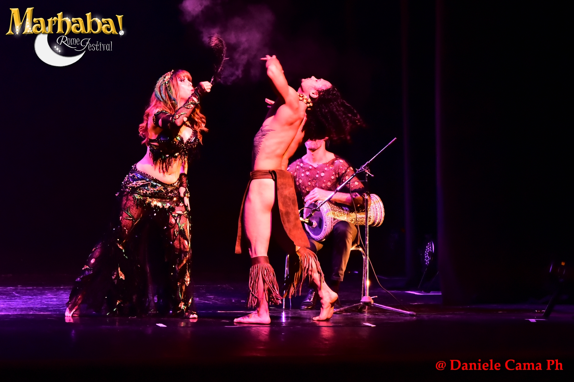 Bellydance Evolution in Rome