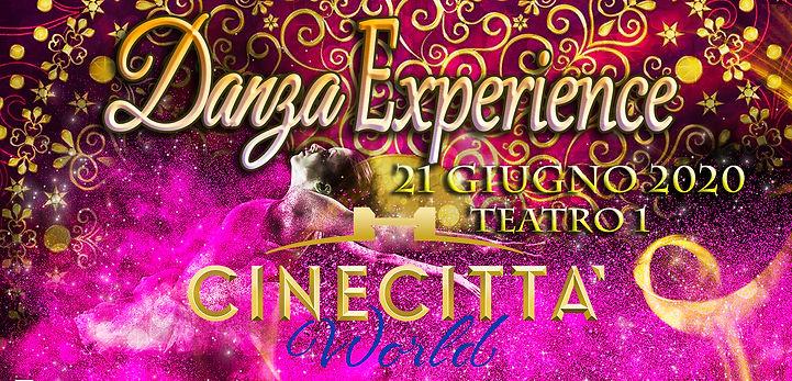 Danza Experince - Cinecittà World
