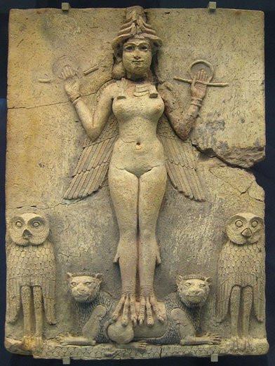 Dea Ishtar (Babilonia)