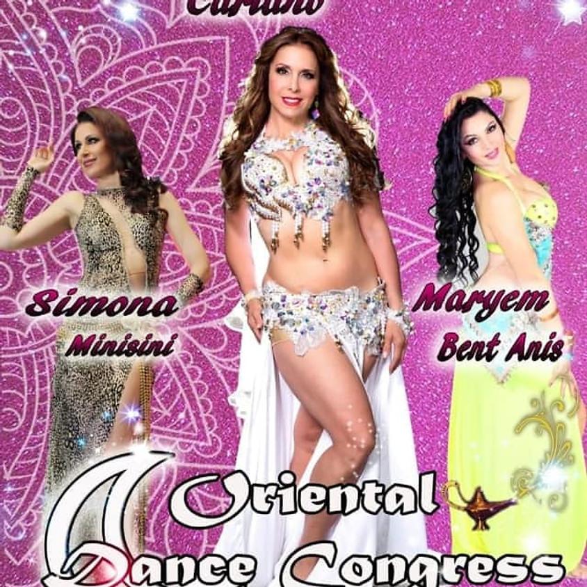 Maryem Bent Anis al Midas Oriental Dance Congress