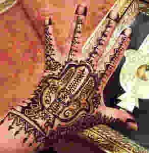 Khamsa Mano di Fatima