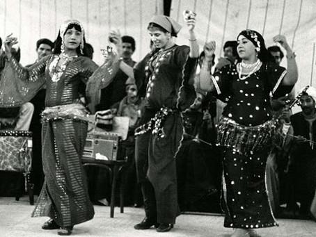 Danza Ghawazee, danza gipsy egiziana