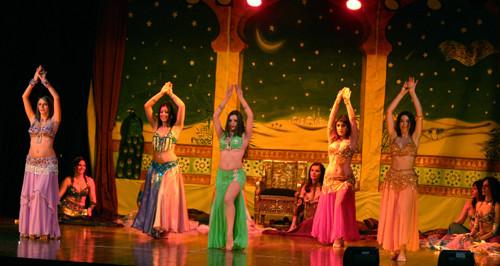 Maryem e le sue Danzatrici Orientali