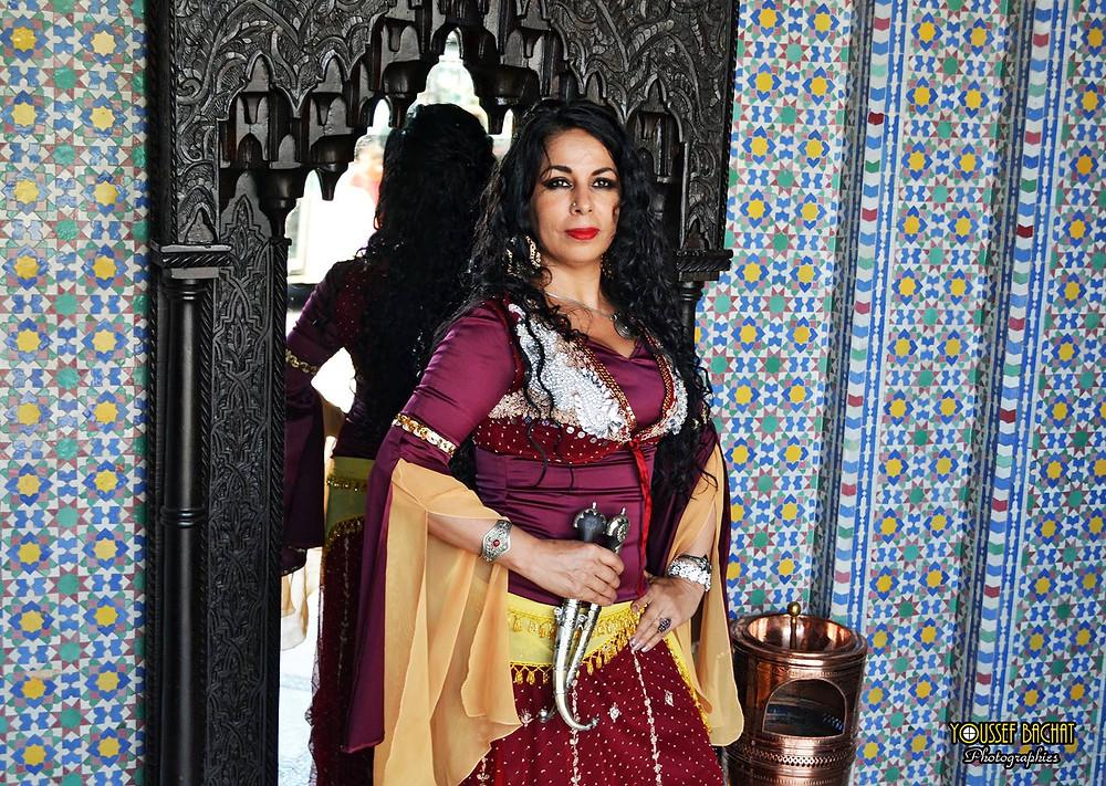 Assala Ibrahim - Danzatrice Iraqi