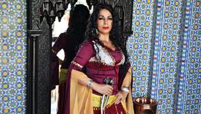 """""""Riempio la mia vita con la danza e la mia danza con la vita"""" Assala Ibrahim"""