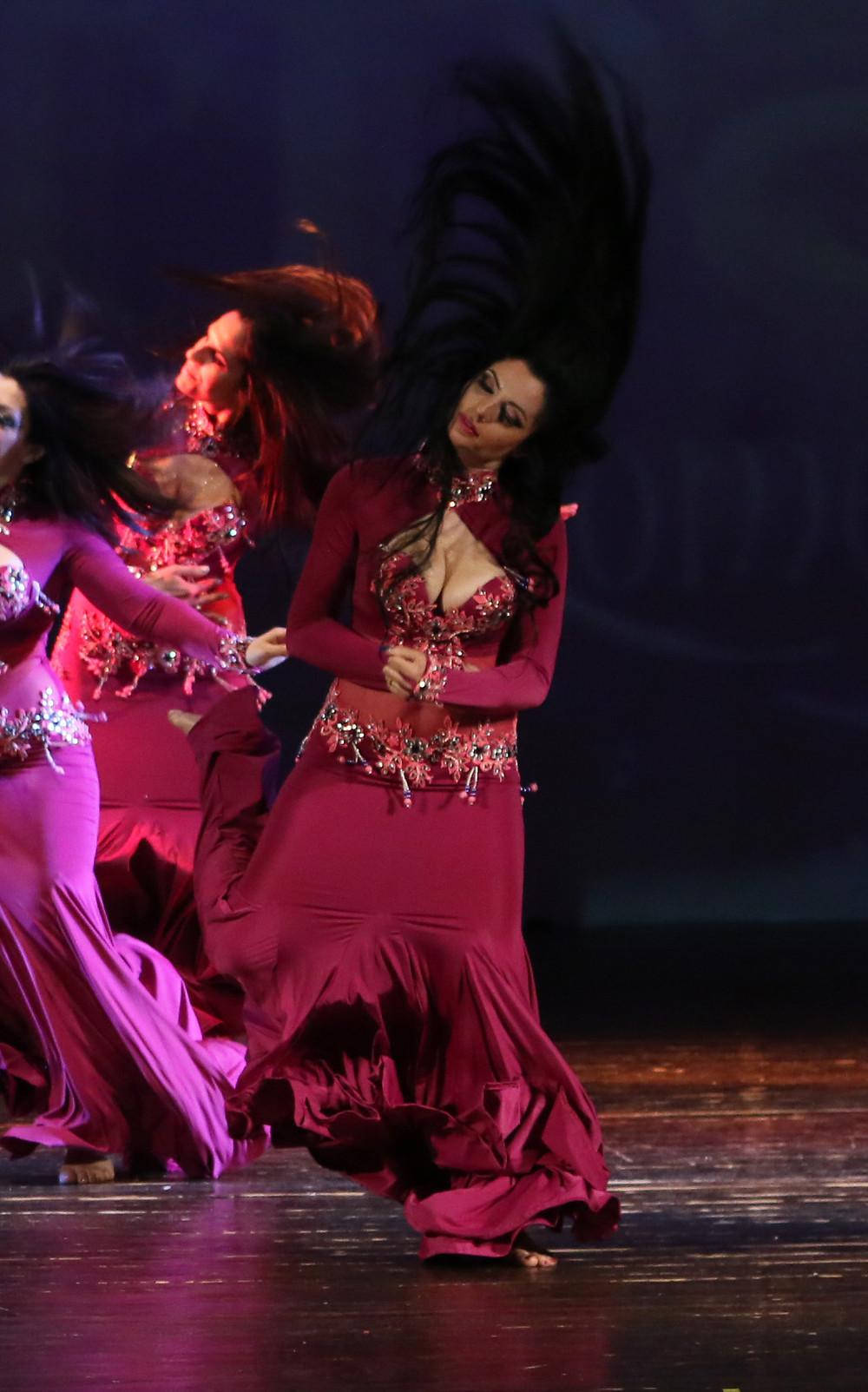 Danza Iraqi Kawleya - Maryem Bent Anis
