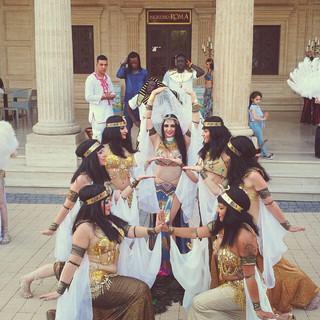 Danza del Ventre Faraonica
