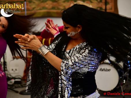 Danza Iraqi, danza Kawleeya e le prime danzatrici certificate al mondo.