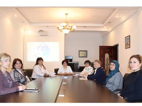 В Баку прошел очередной семинар Методического центра русского языка при РИКЦ