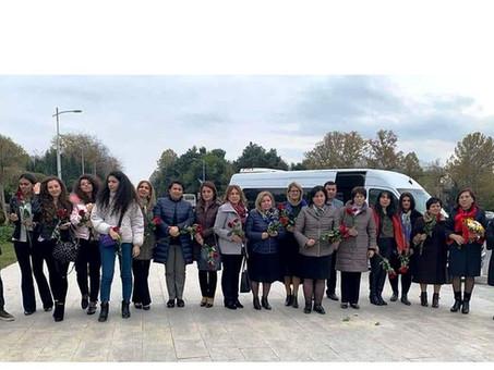 В Мингечевире состоялся семинар для учителей русского языка