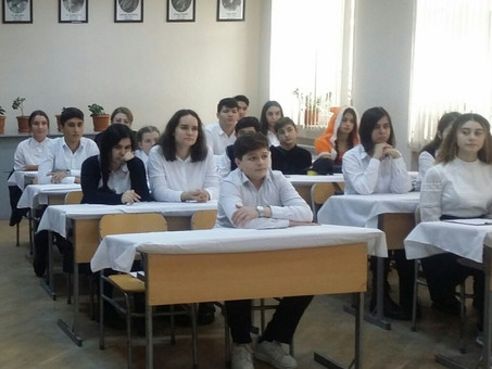 В Баку состоялись литературные чтения, посвященные русскому поэту Валерию Брюсову