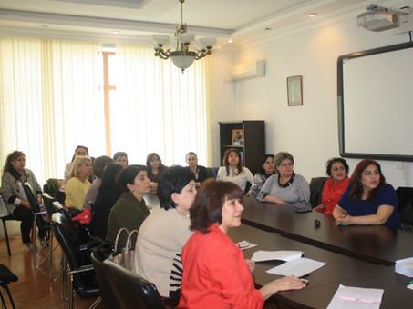В Баку прошел семинар Методического центра русского языка РИКЦ