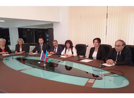 В Баку обсудили роль русского языка и литературы в системе высшего образования Азербайджана