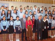 В Азербайджане в городах Ленкорани и Масаллы прошли очередные региональные туры Олимпиады по русском