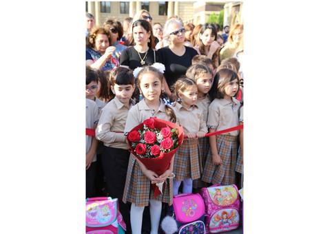 Торжественные мероприятия в связи с началом нового учебного года проходят в Азербайджане