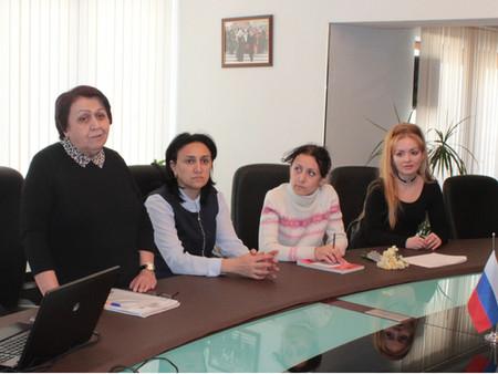 В Баку состоялся семинар Методического центра русского языка РИКЦ