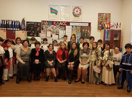 В Азербайджане реализуется проект «Книги и писатели – юбиляры 2017 года». Фоторепортаж