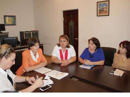 В Баку состоялся семинар Учебно-методического центра русского языка РИКЦ