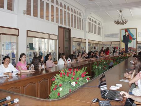 Специалисты из России провели образовательные мероприятия для азербайджанских педагогов