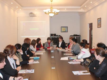 В Баку состоялось заседание Методического центра русского языка РИКЦ